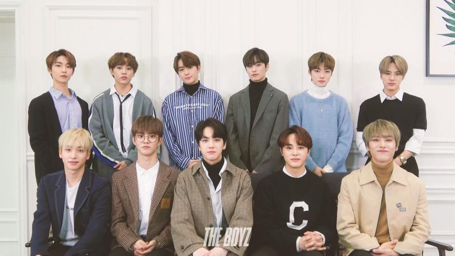 THE BOYZ(더보이즈) '2020학년도 수능 응원 메시지'