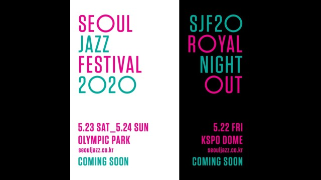 The 14th Seoul Jazz Festival 2020