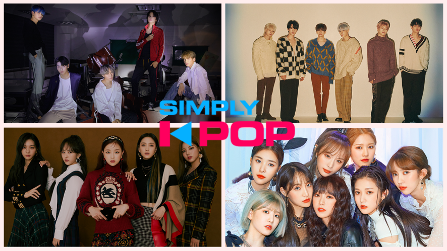 Simply K-Pop Ep.388 (POPPIN HYUN JOON, No Brain, TOMORROW X TOGETHER, VICTON, SOUTHCLUB)