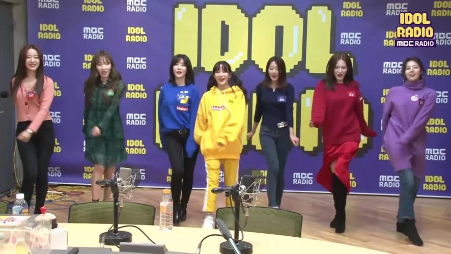 [메들리댄스] 추억의 명곡 소환☆★ 레인보우의 큐티러블리 댄스!