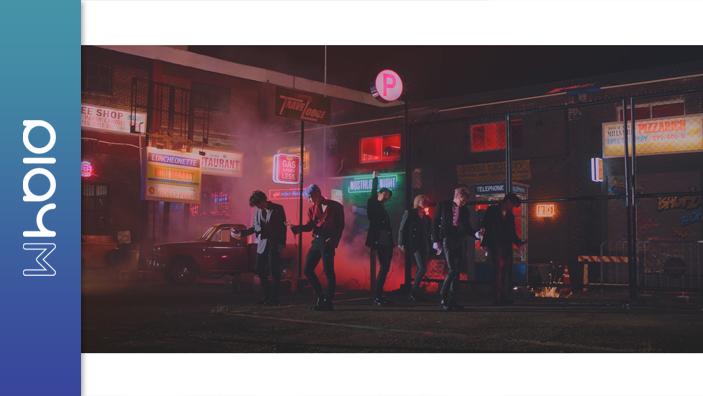 VICTON 빅톤 '그리운 밤' (nostalgic night) Performance MV