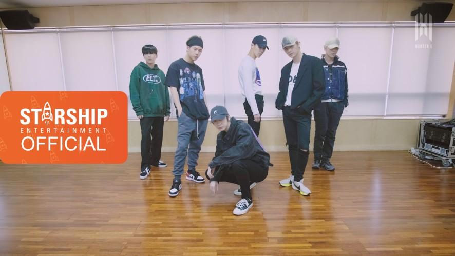 [Dance Practice] 몬스타엑스 (MONSTA X) - 'FOLLOW'