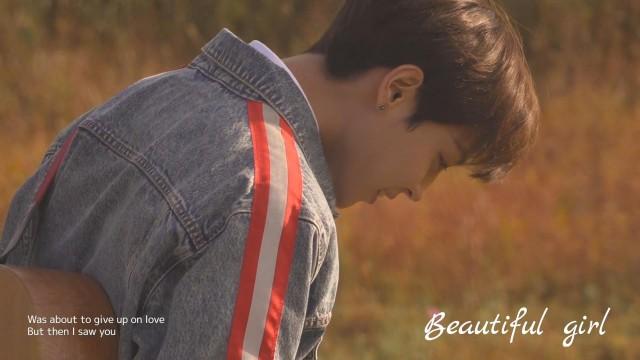 """김우성 - """"Beautiful Girl (프니엘 of 비투비)"""" M/V Making Film"""