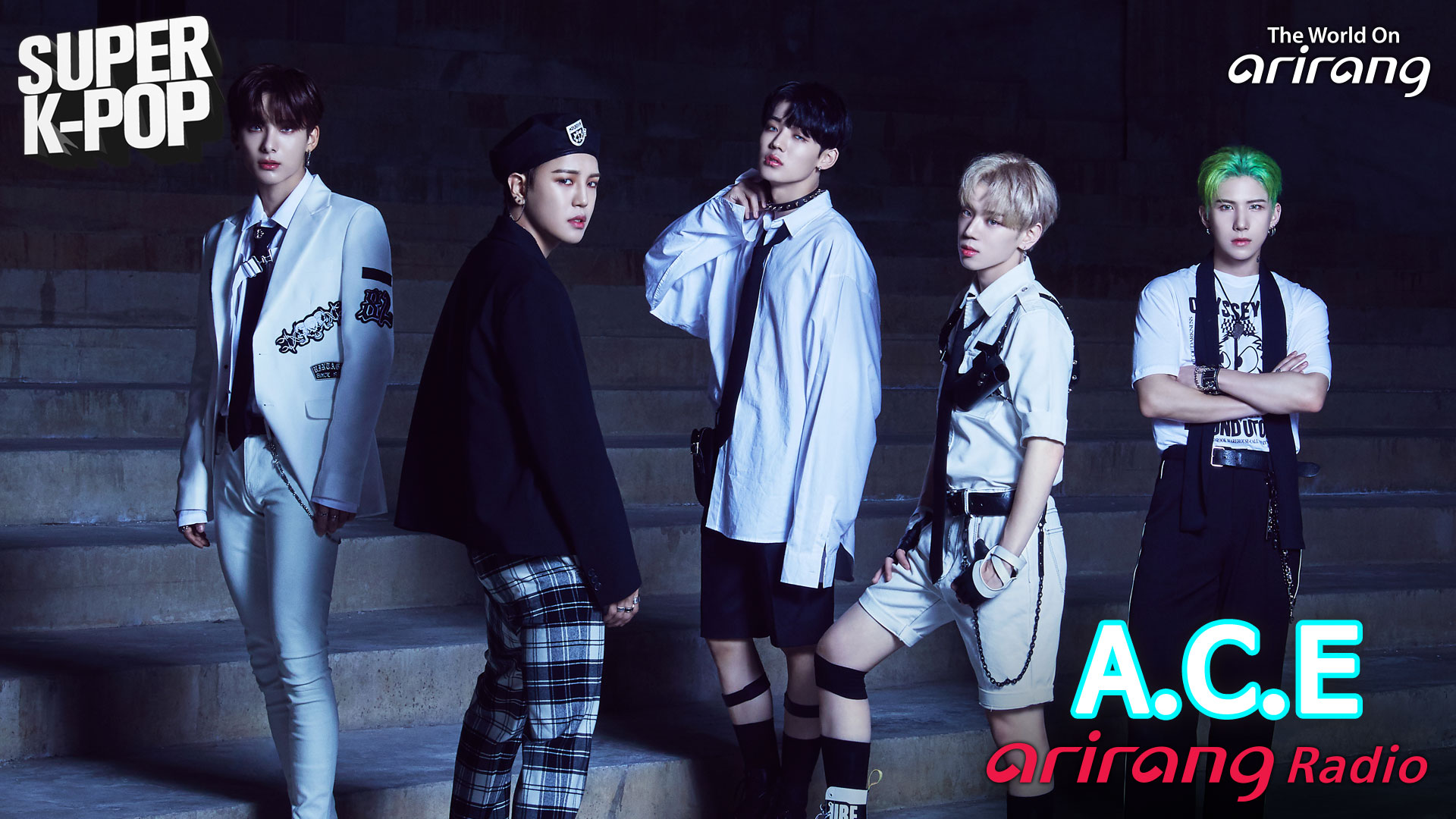 Arirang Radio (Super K-Pop / A.C.E 에이스)
