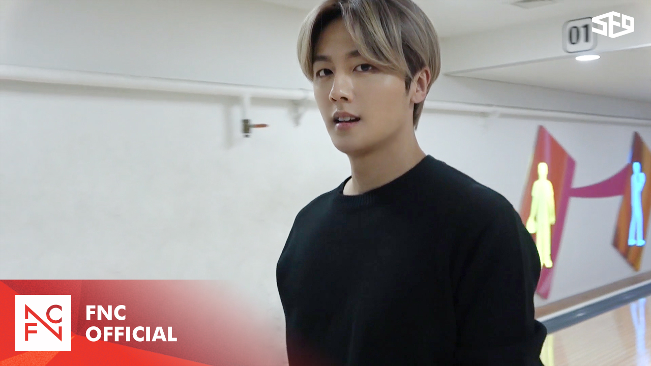 [Vin_Log] SF9 YOUNGBIN V LOG #Special Clip