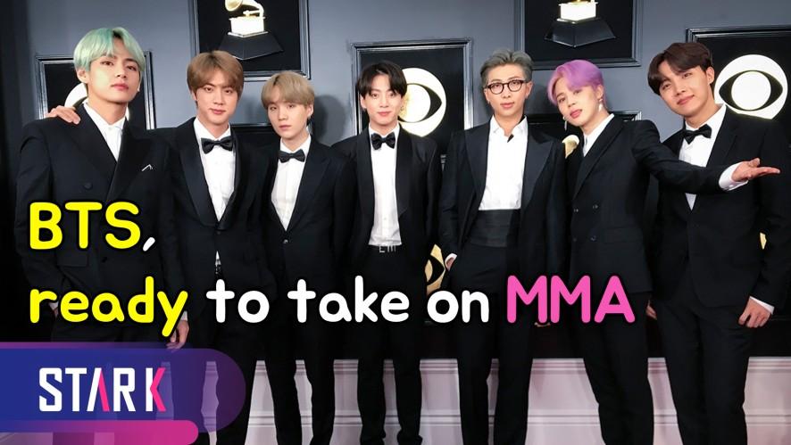 BTS, ready to take on MMA (방탄소년단, 멜론뮤직어워드 접수한다!)