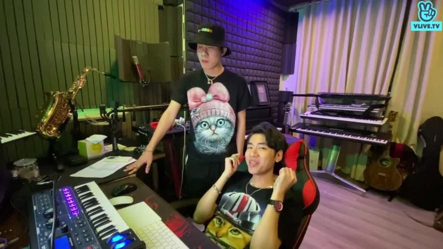 K-ICM & JACK chào fan V LIVE!