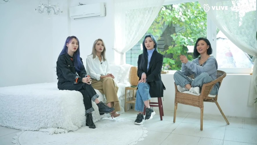 MAMAMOO, The Shout in the Silence Getting Weird #Star Road 01