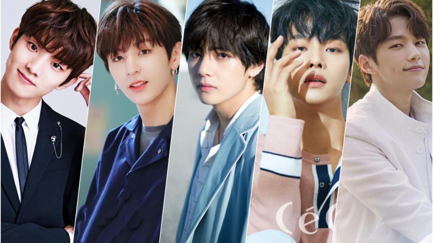 Vì sao 5 nam idol này chọn nghệ danh chỉ có một chữ cái?