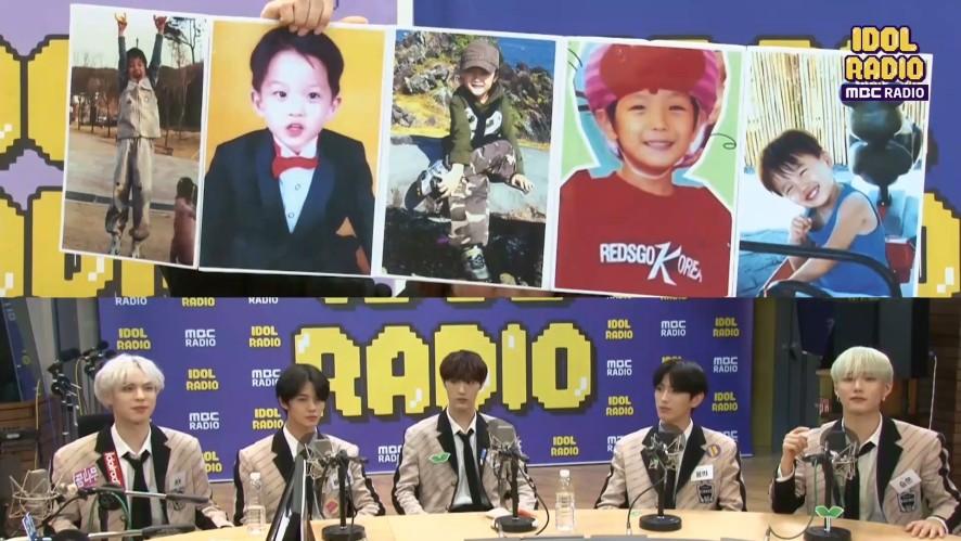 CIX의 아기 때 사진 대 공개!!♥♥