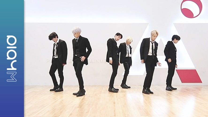 VICTON 빅톤 '그리운 밤' 안무 연습 영상 (Choreography Practice Video) SUIT Ver.