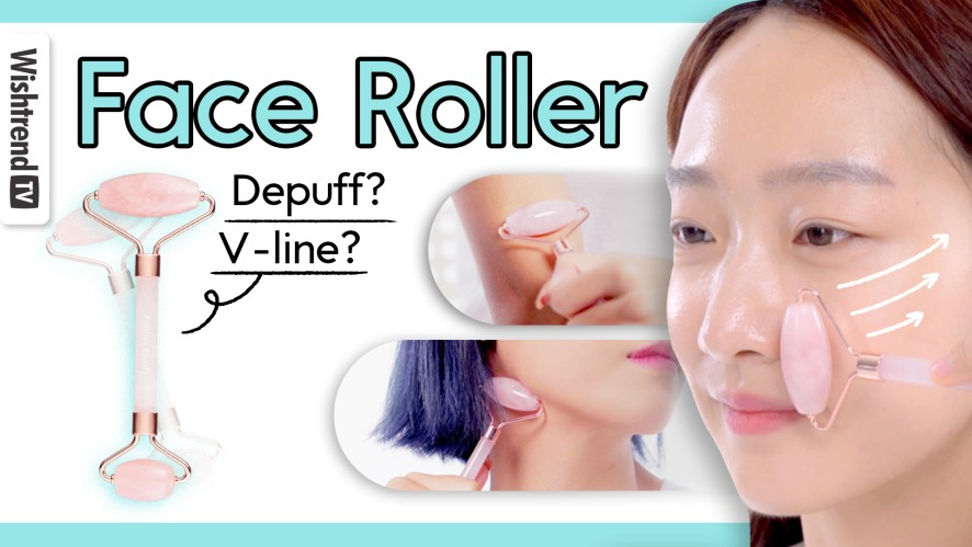 How To Use a Rose Quartz Face Roller For a Slim, Youthful Face 🙌