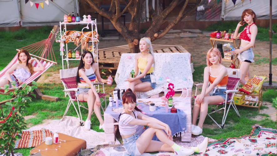 "WE GIRLS ""RIDE"" <Teaser> 위걸스 신곡발매 티저공개!"