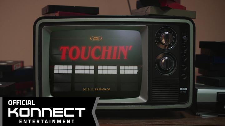 강다니엘 (KANGDANIEL) DIGITAL SINGLE - TOUCHIN' M/V