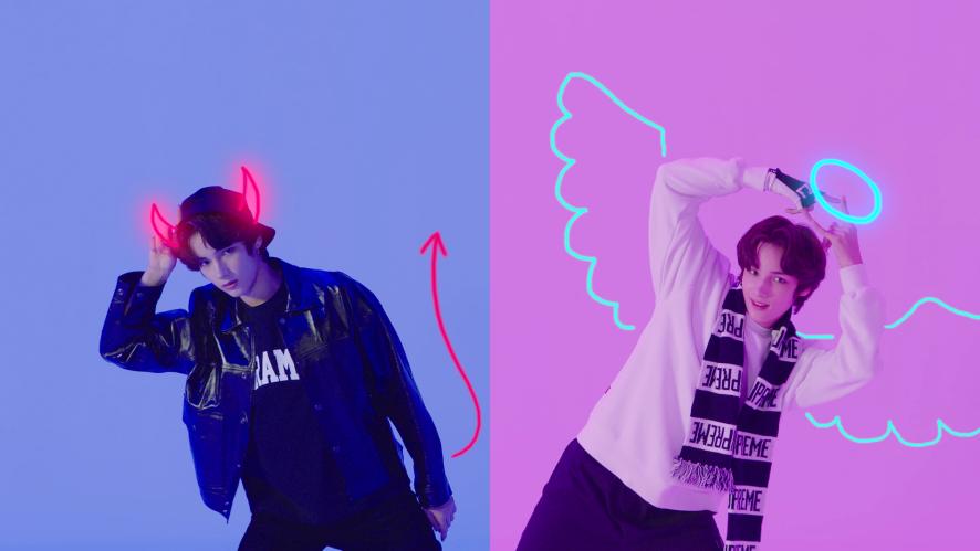 TXT (투모로우바이투게더) 'Angel Or Devil' Official Teaser - 휴닝카이 (HUENINGKAI)