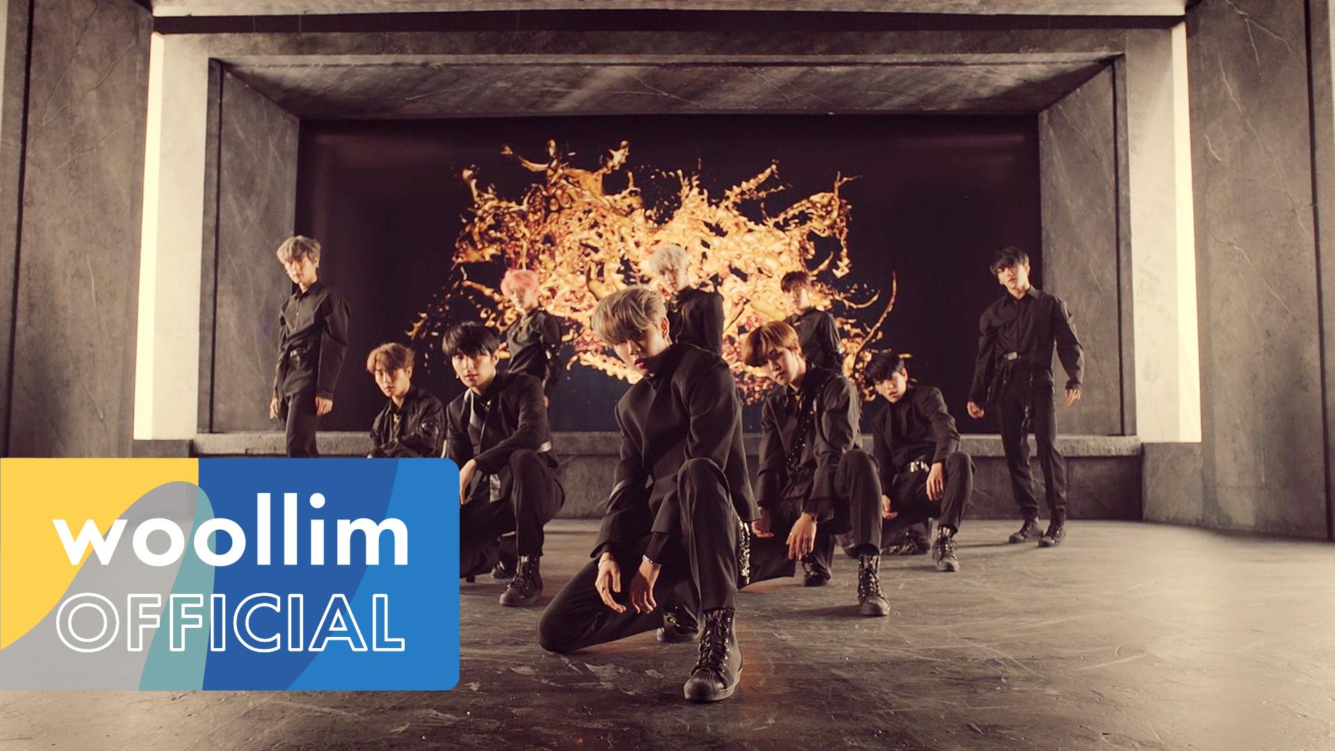 골든차일드(Golden Child) 'WANNABE'(Choreography ver.) MV