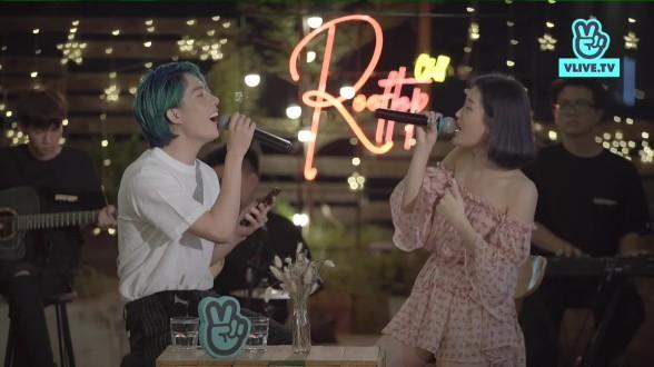 Tận cùng của nỗi nhớ - Han Sara & Anh Tú - Rooftop Chill Version