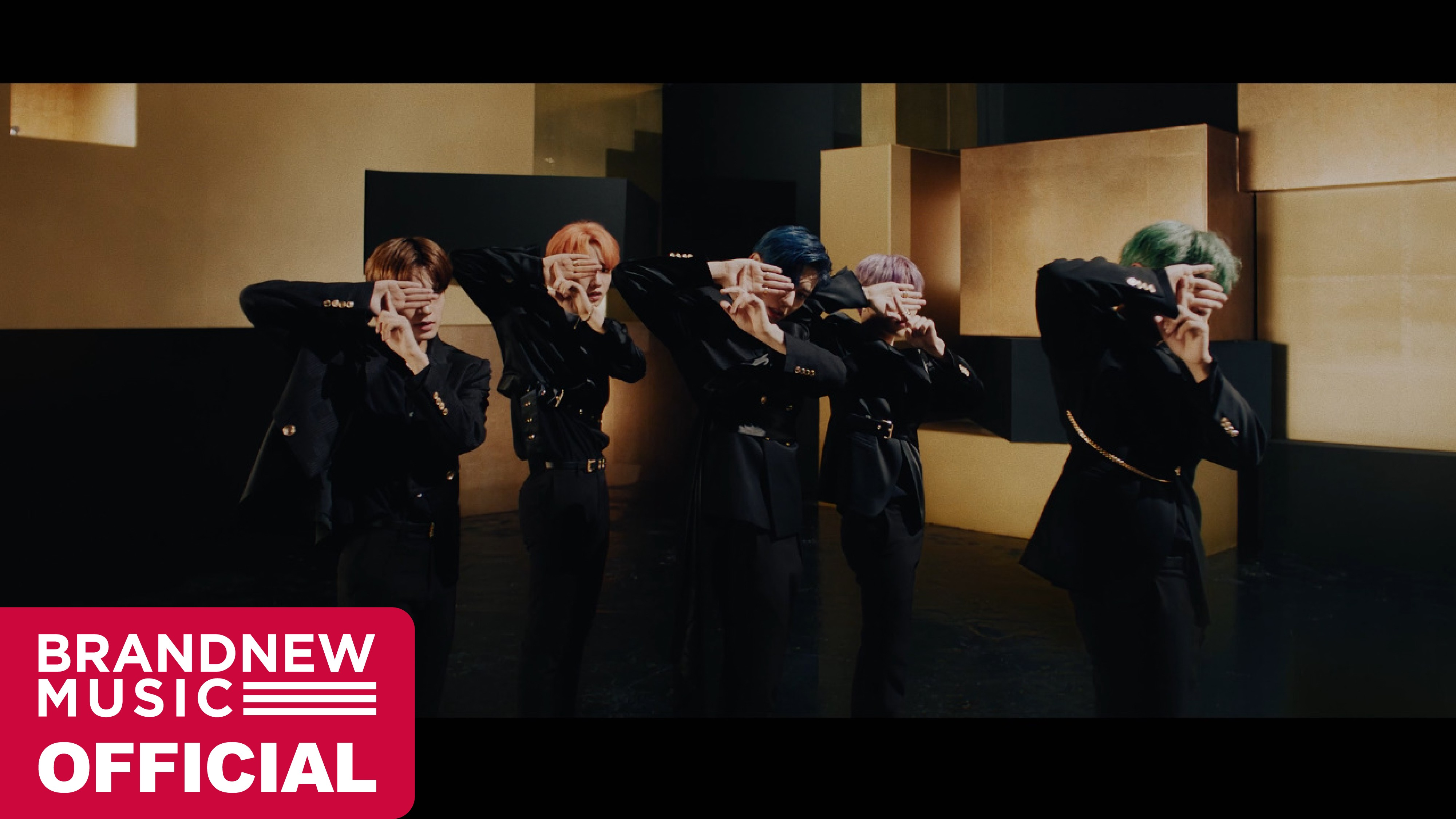 AB6IX (에이비식스) 'BLIND FOR LOVE' M/V (PERFORMANCE VER.)