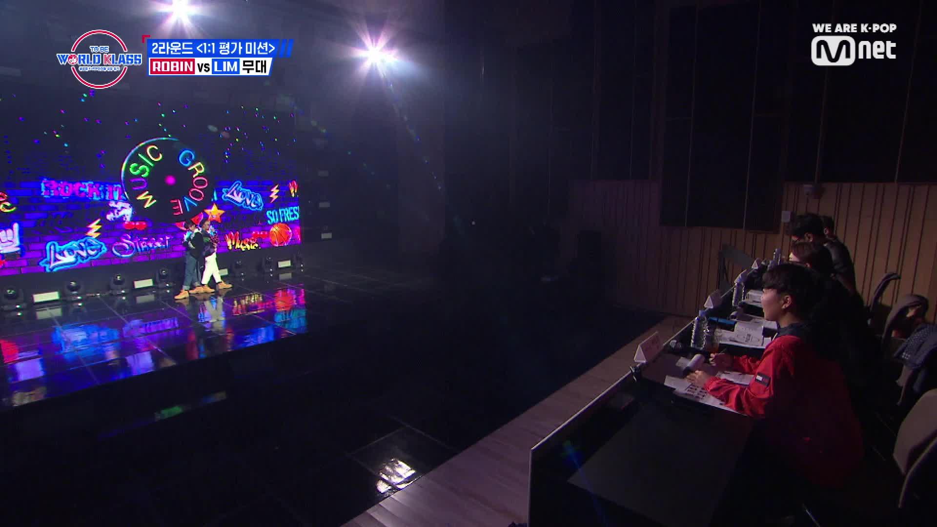 [9회] '예상외의 무대' ♬ Finesse - 로빈&림