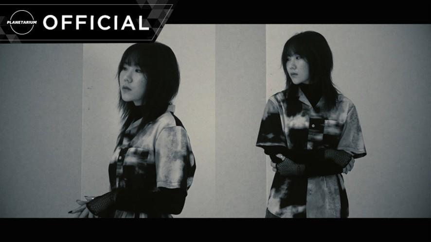 [Behind the Scenes] 린지(Leenzy) - Profile Shooting Sketch