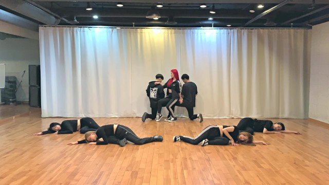 나리(Nari) - Favorita 안무연습영상 (Dance Practice Video)