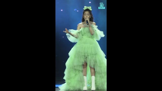 [focused Cam] V Heartbeat NOV 2019 - Hoàng Yến Chibi - Là anh đấy nhưng không còn yêu