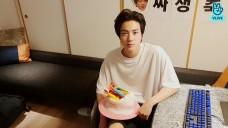 Jin's birthday V LIVE starts again