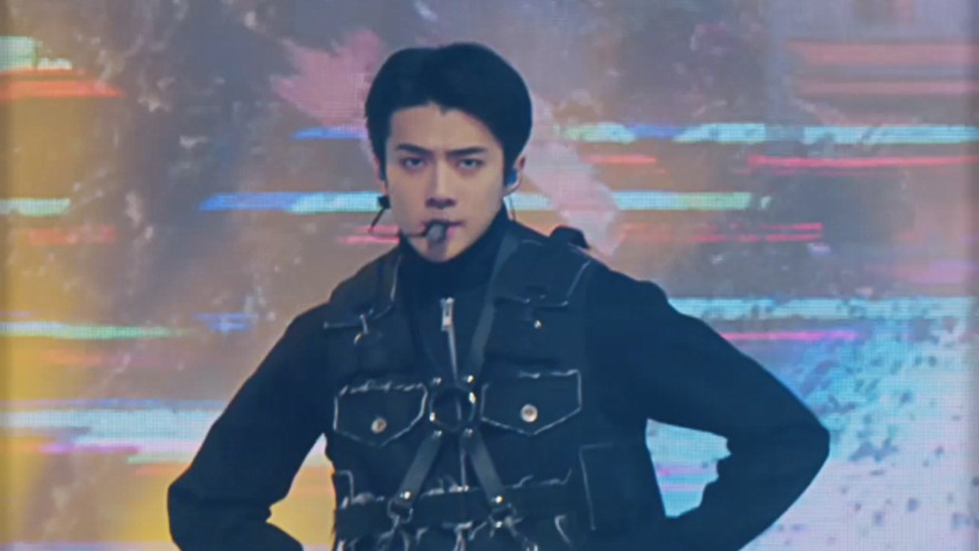 [#SEHUN Focus] EXO 엑소 'Obsession' (EXO Ver.) @EXO THE STAGE