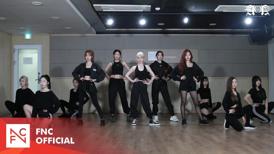 AOA – 날 보러 와요 (Come See Me) 안무 영상 (Choreography Video)