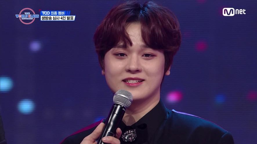 [FINALE] 'Finally, the debut!' No. 1 from the live stage eval?
