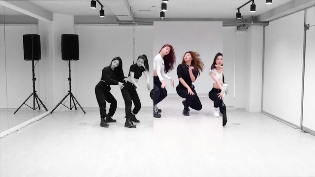 "[AutoCam_송희] BVNDIT ""Dumb"" Dance Practice"