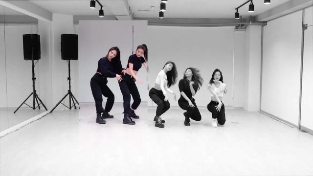 "[AutoCam_정우] BVNDIT ""Dumb"" Dance Practice"