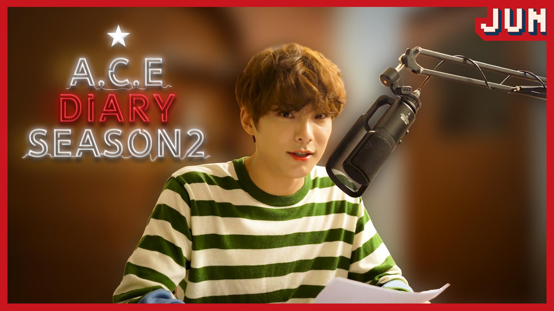 A.C.E (에이스) - A.C.E Diary Season 2 (DJ JUN)