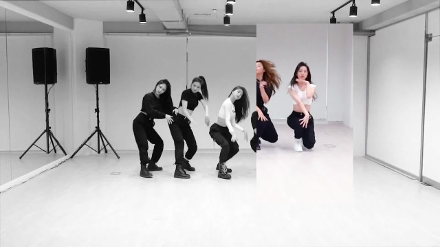 "[AutoCam_이연] BVNDIT ""Dumb"" Dance Practice"