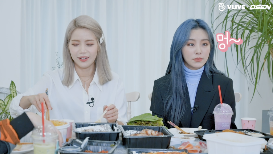 MAMAMOO How do they manage their diet? #Star Road 11