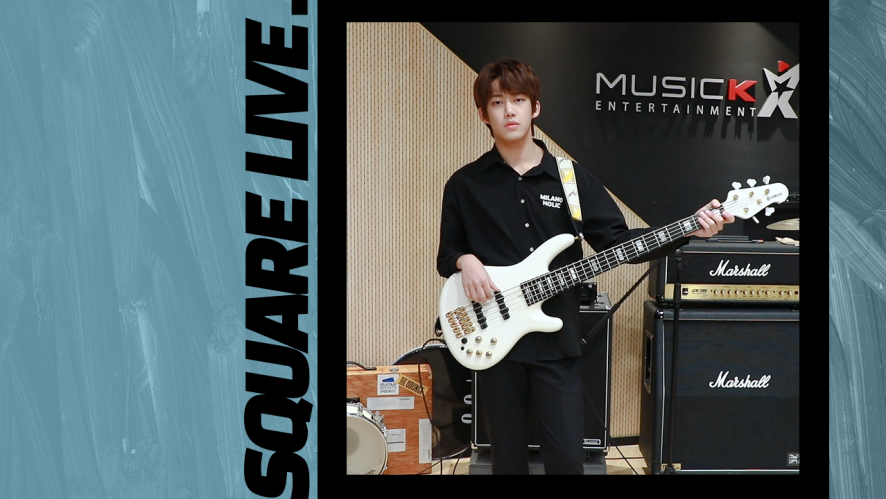 [SQUARE LIVE] JUNYOUNG '메멘토(Memento)'