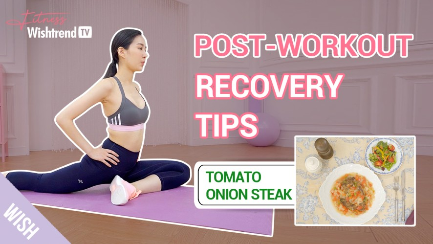 Post-Workout Recovery Stretching Routine   Full Body Stretches to Relieve Body Stress & Bloating