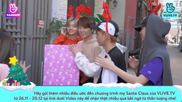 """[D1Verse] My Santa Claus - D1Verse """"mò"""" đến tận công ty để """"lấy lòng"""" fangirl nhân dịp Giáng Sinh"""