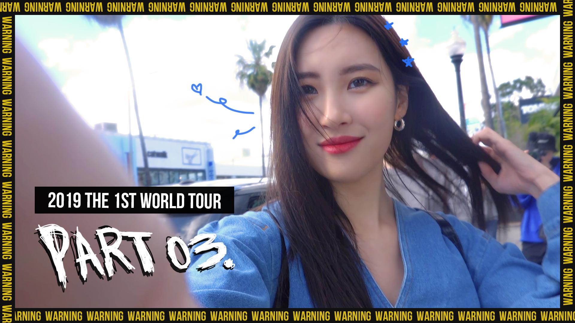 선미(SUNMI) - 2019 THE 1ST WORLD TOUR 'WARNING' PART.03