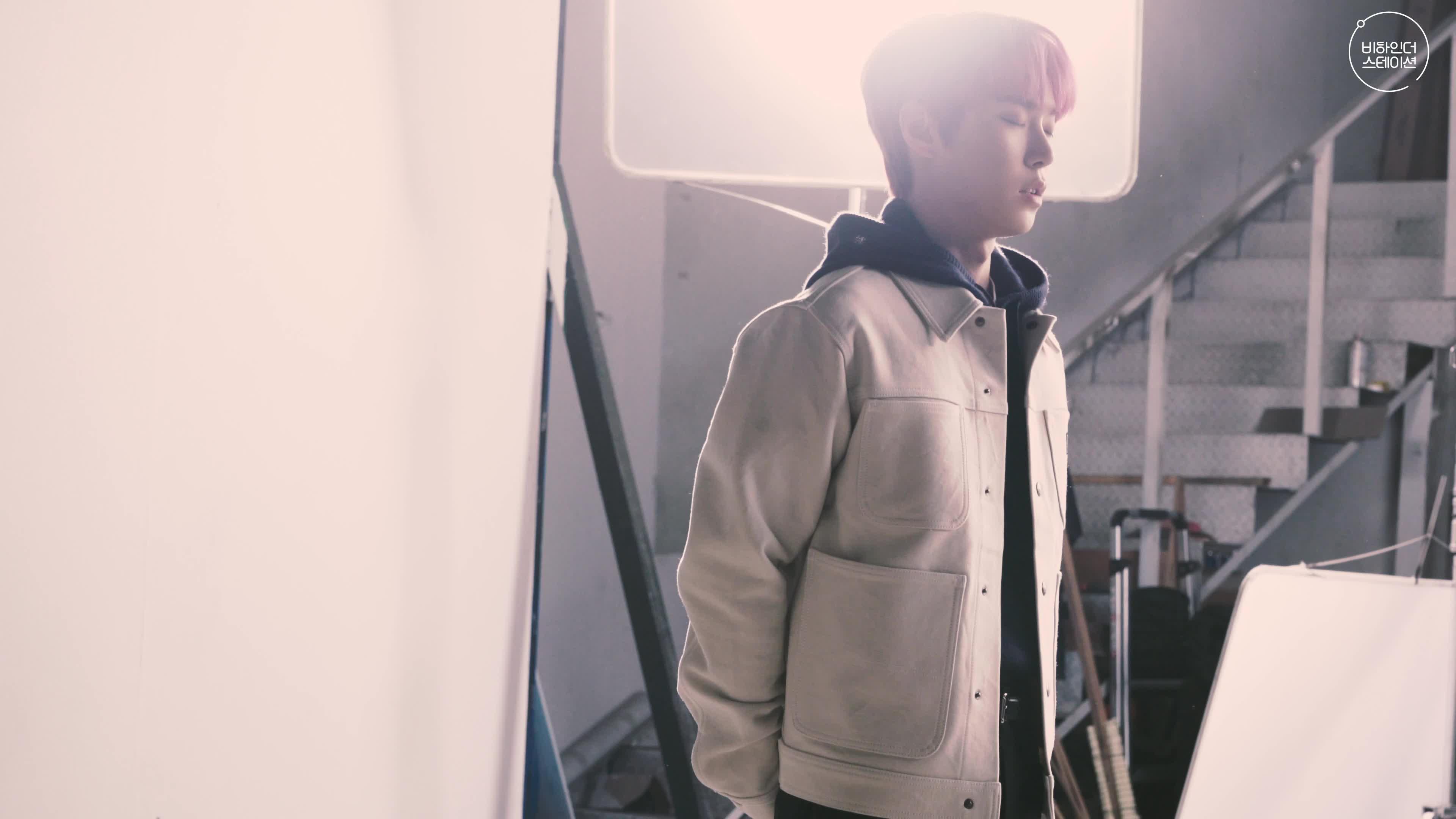 [STATION X] NCT U 엔시티 유 'Coming Home' 비하인더스테이션