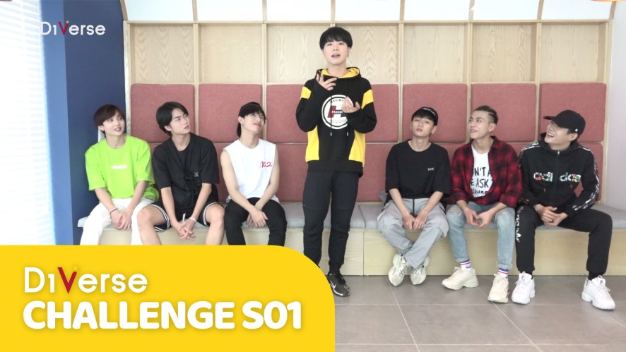 D1Verse Challenge | Dùng Cơ Thể Đoán Bài Hát K-POP | Tập 1