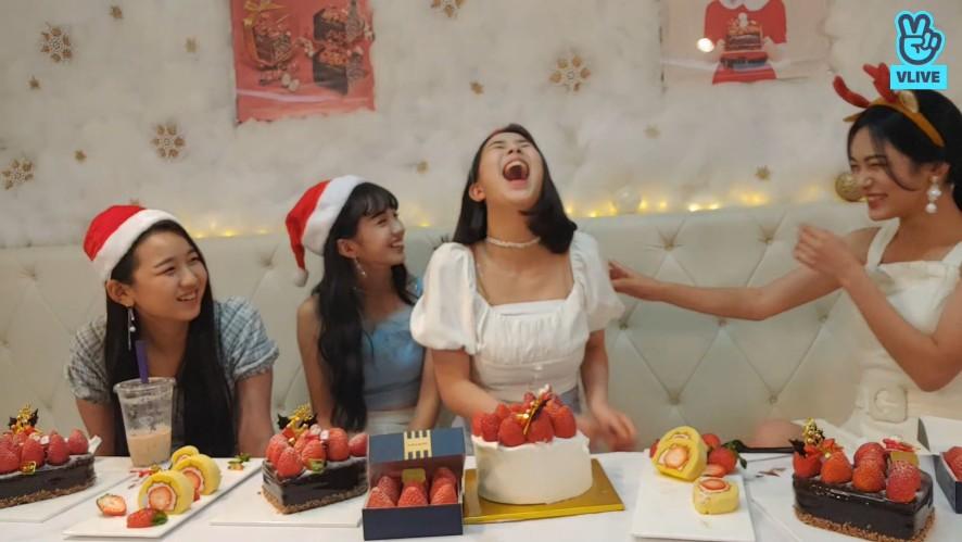 케이크 먹기