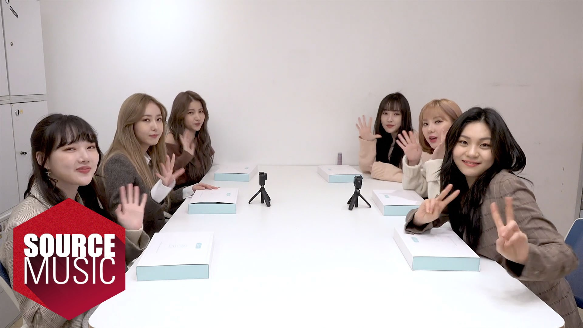 [Special Clips] 여자친구 GFRIEND - 2020 SEASON'S GREETINGS Unboxing