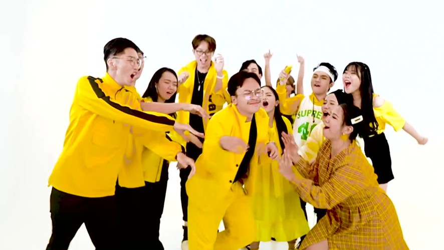 BANANA CHA CHA (Cover Indonesian Version)