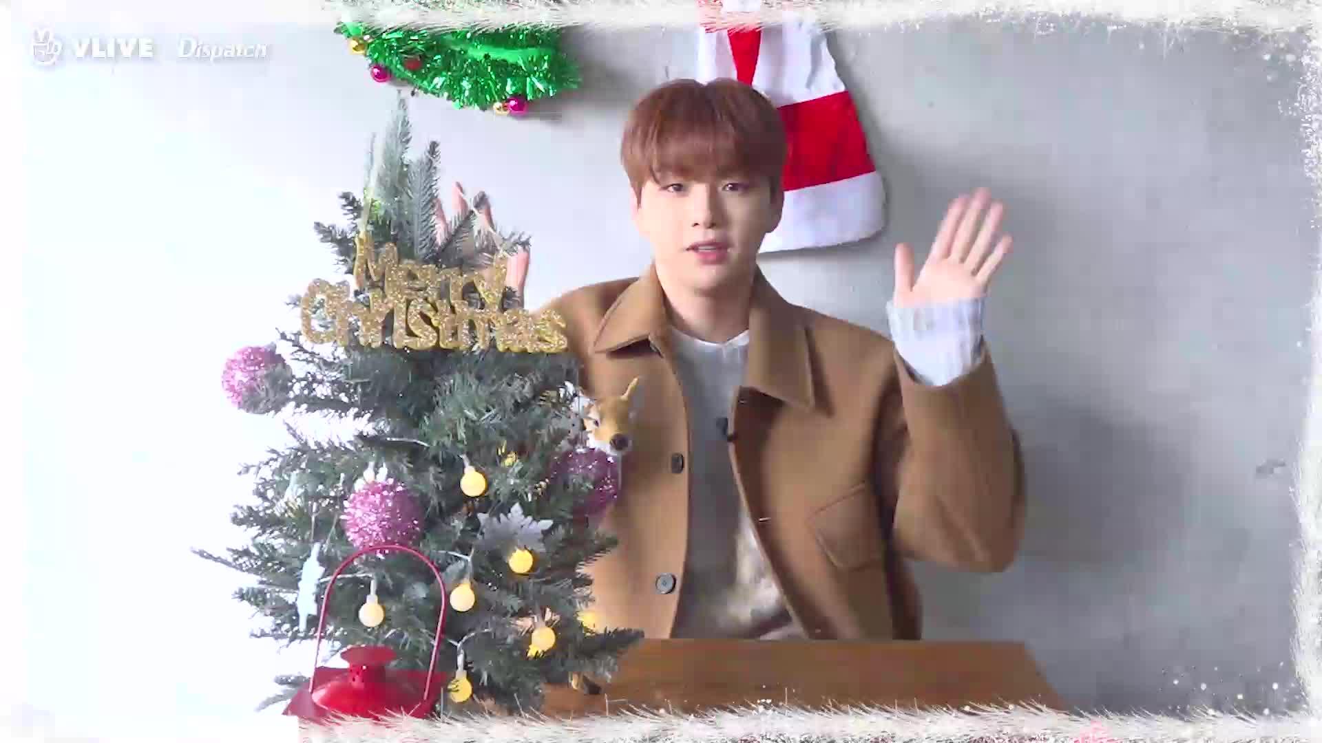 """[ⓓxV] """"다니티, 녜리 크리스마스! ①"""" (강다니엘 : KANG DANIEL)"""