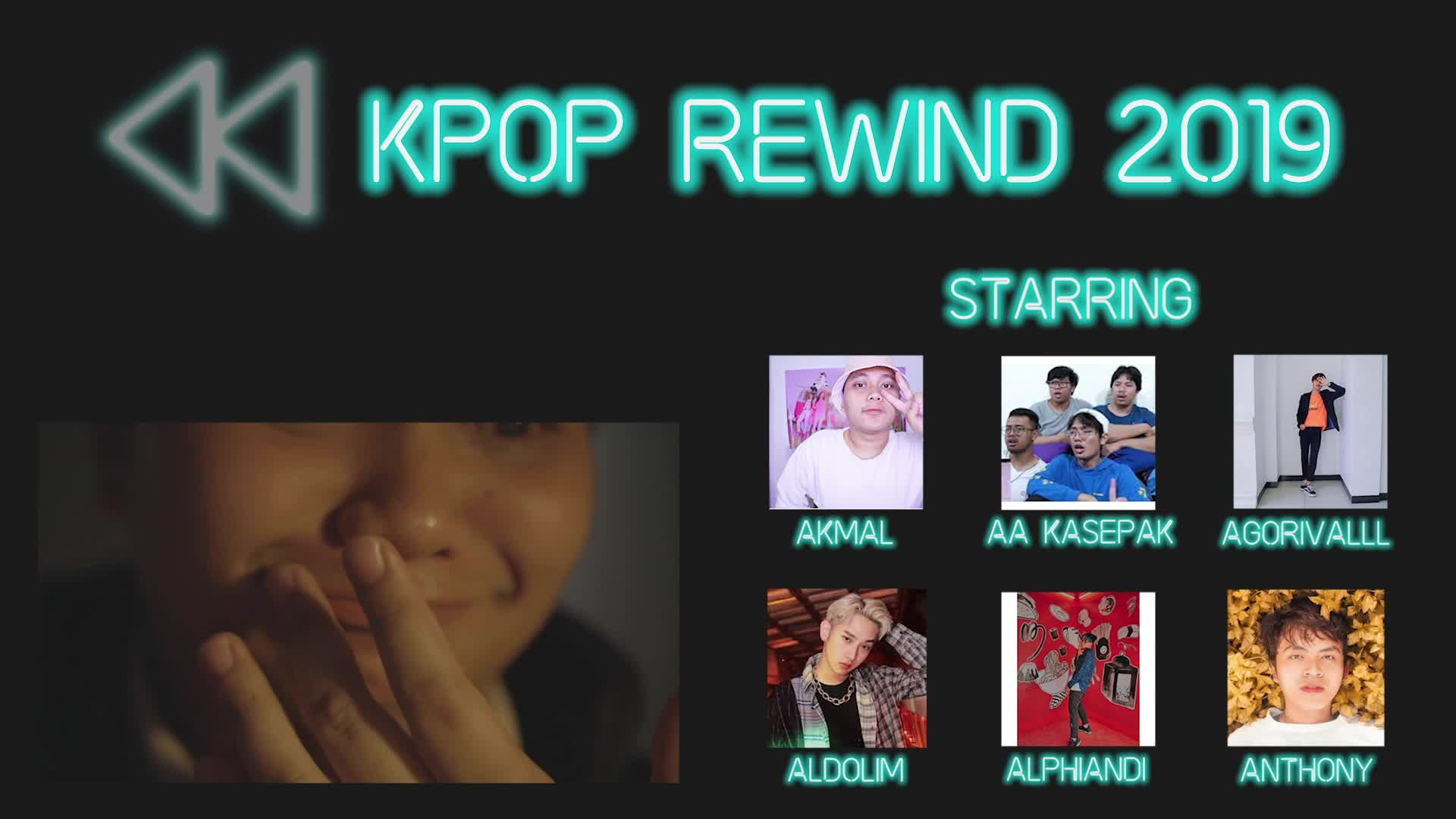 [FULL] 2019 KPOP REWIND INDONESIA