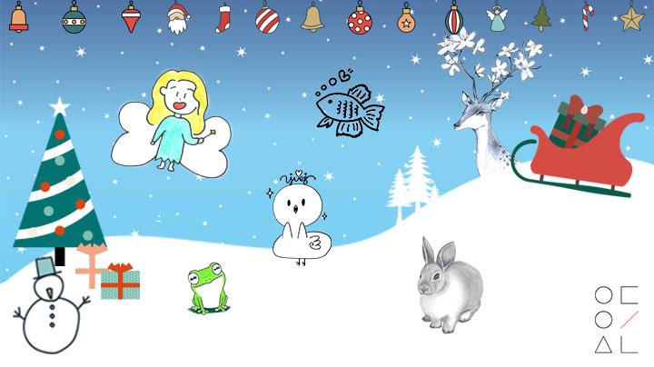 [이달의 소녀] 달의 주파수 Christmas Special