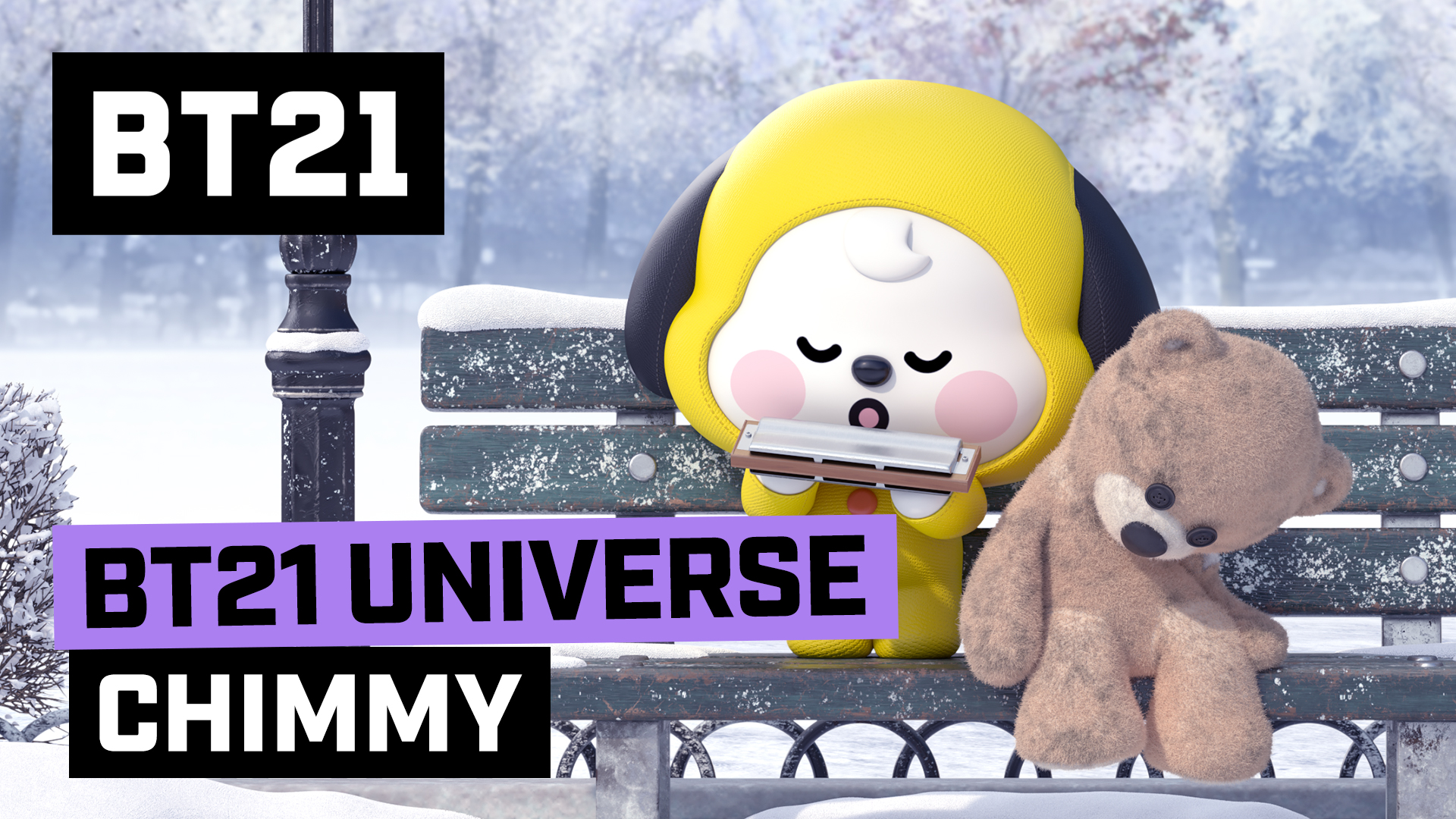 [BT21] BT21 UNIVERSE ANIMATION EP.06 - CHIMMY