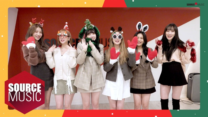여자친구 GFRIEND 2019 Happy Christmas!