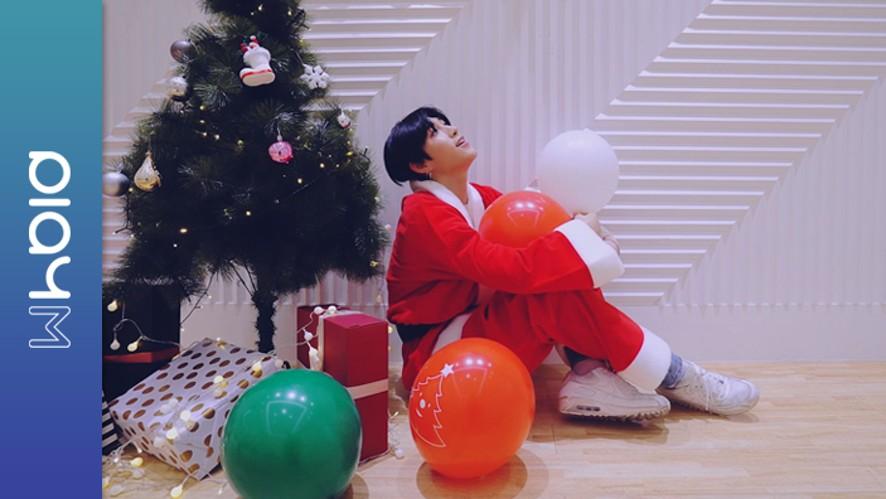 [zzimi.zip] 임지민(LIM JIMIN) - 후유증(WHO, YOU?) Christmas Ver.